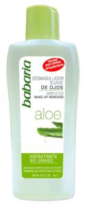 Babaria Naturals Aloe Vera Gentle Eye Make-up Remover 200ml | Mia Beauty Ltd